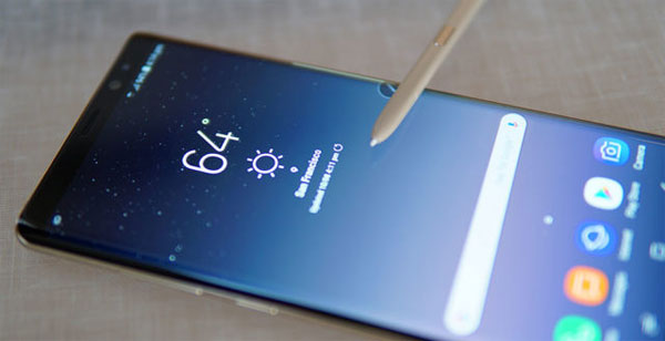 Samsung tăng tốc sản xuất Galaxy Note 9 để ra mắt trước iPhone XS