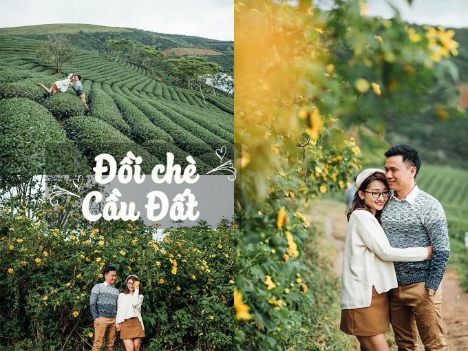 5 địa điểm ở Đà Lạt lý tưởng cho bộ ảnh cưới để đời - 2