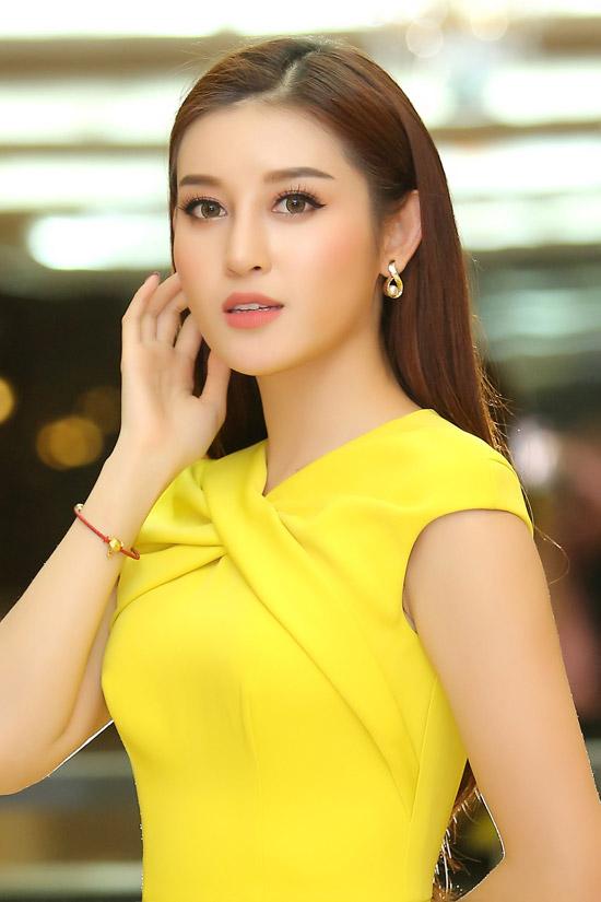 Sau thành tích top 10 Hoa hậu Hòa bình Quốc tế 2017, Huyền My không còn muốn thử sức ở bất cứ sân chơi sắc đẹp quốc tế nào khác.
