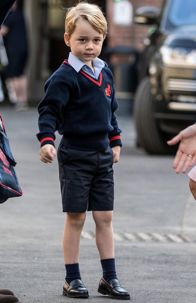 Quy tắc thời trang của thành viên Hoàng gia Anh