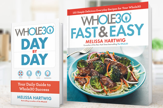 Cuốn sách thử thách 30 ngày ăn kiêngtrở thành sách bán chạy nhất trong 113 tuần sau khi xuất bản - Ảnh: Whole30