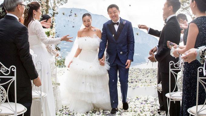 6 đám cưới sang chảnh của hội nhà giàu Hong Kong
