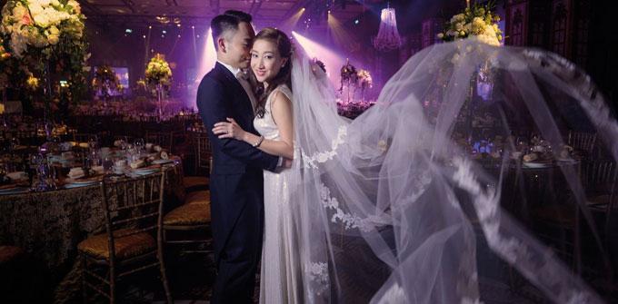 6 đám cưới sang chảnh của hội nhà giàu Hong Kong - 4