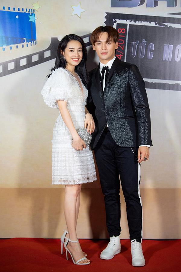 Bạn thân của Nhã Phương là ca sĩ Nguyễn Trần Trung Quân. Cô từng đóng vai chính trong MV Trong trí nhớ của anh của nam ca sĩ.