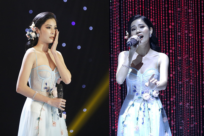 Chị gái Nam Em được khen đẹp nhưng giọng ca chỉ ở mức 'hát chơi trong nhà'