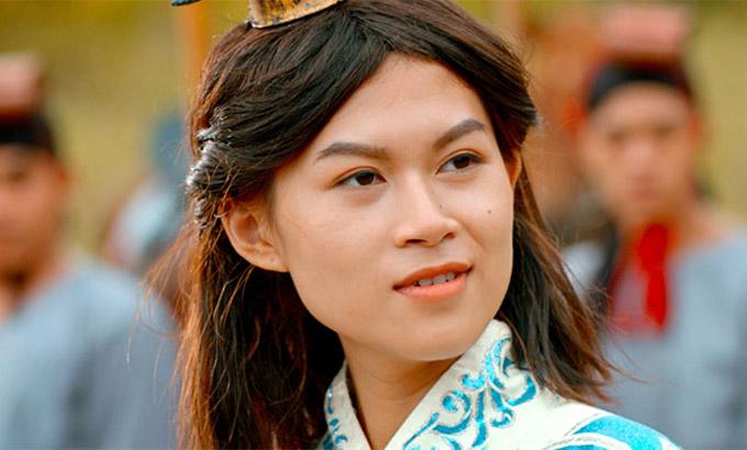 Hoài Lâm xinh đẹp khi hóa thân thành nàng Mị Châu - 2