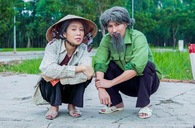 L Hi - Minh H l lm khi n mc qu ma sm vai i v chng ngho quay MV Hy tin ti - nhc phim Lt mt 3