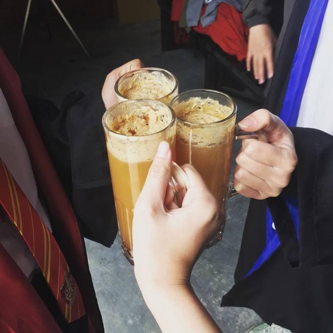 Cà phê 'phép thuật' ở Đà Lạt