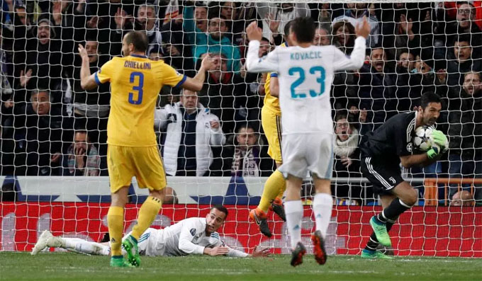 Cú đá phạt đền thành công ở phút bù giờ thứ 8 của Ronaldo giúp Real tránh phải đá hiệp phụ với Juventus trong bối cảnh đội bóng Italy đang có lợi thế về tâm lý và một thế trận vững chắc.