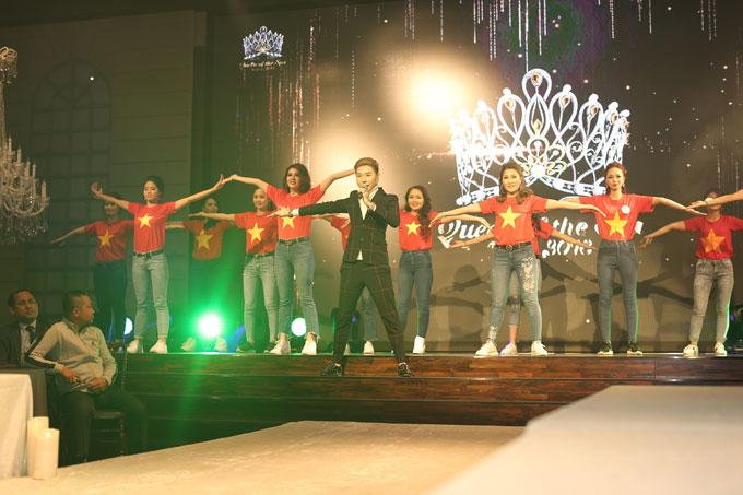Tiên Cookie và thí sinh nhảy flashmob mở màn chung kết Queen of the spa - ảnh 1