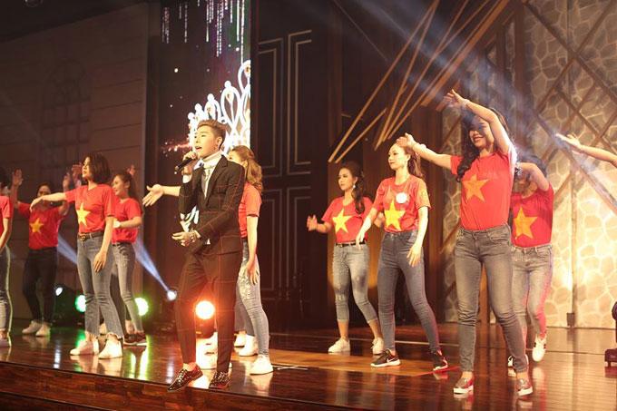 Tiên Cookie và thí sinh nhảy flashmob mở màn chung kết Queen of the spa - ảnh 3