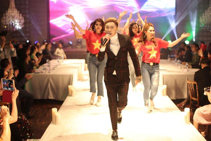 Tiên Cookie và thí sinh nhảy flashmob mở màn chung kết Queen of the spa - ảnh 4