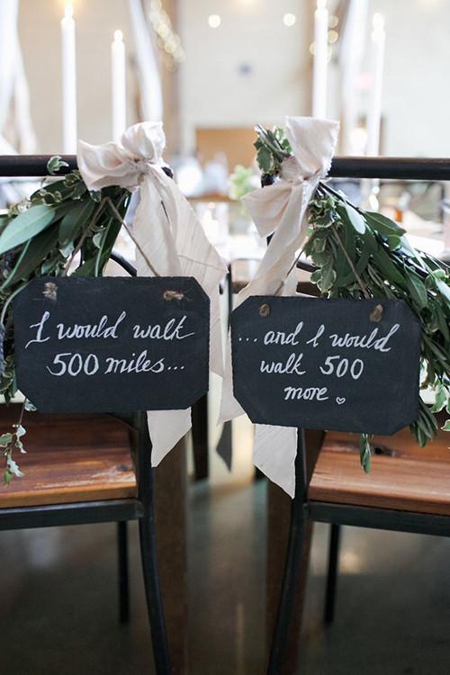 Những ý tưởng trang trí tiệc cưới chất lừ mà kinh tế - 3
