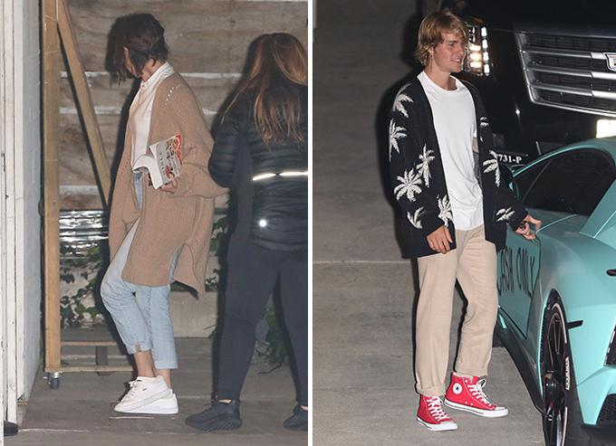 Trong khi đó, Justin và cô bạn gái cũ Selena Gomez chưa có dấu hiệu hàn gắn sau hơn một tháng chia tay. Tối 11/4, sau khi gặp gỡ người đẹp Baskin Champion ở nhà, Justin vô tình chạm mặt Selena khi đi lễ nhà thờ ở Los Angeles. Justin đến trước Selena vài phút nhưng cả hai đã ở chung bên trong nhà thờ suốt buổi lễ.