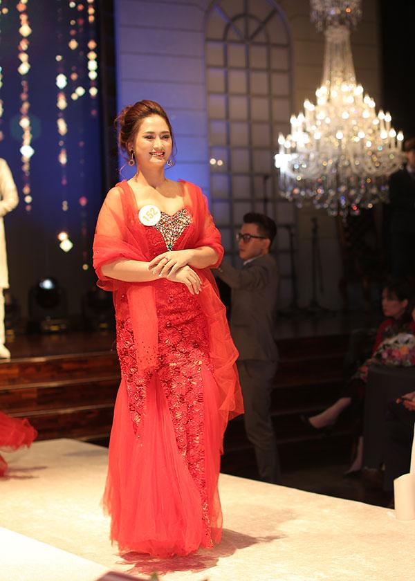 Phạm Thị Huyền Trăng đăng quang Nữ hoàng ngành làm đẹp - 9