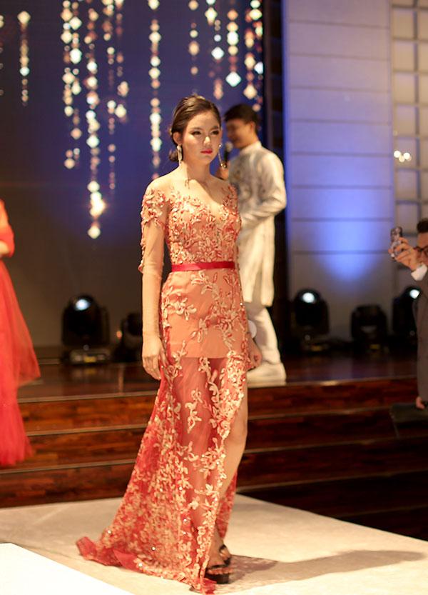 Phạm Thị Huyền Trang đăng quang Nữ hoàng ngành làm đẹp - ảnh 9