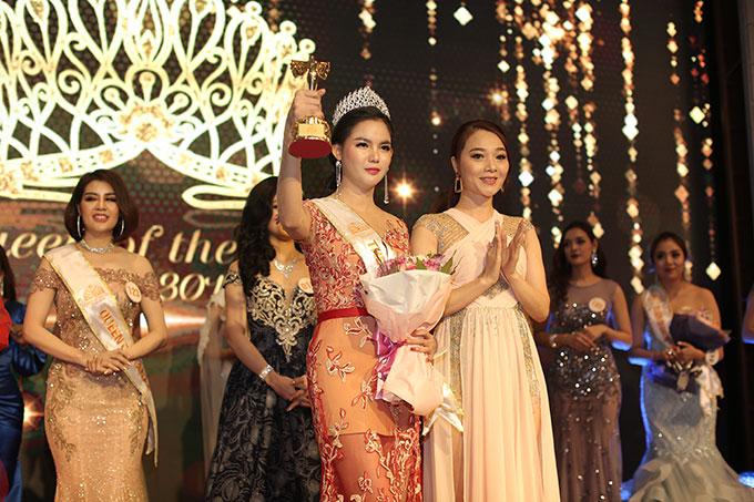 Phạm Thị Huyền Trang đăng quang Nữ hoàng ngành làm đẹp - ảnh 5