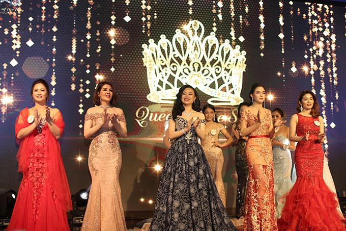 Phạm Thị Huyền Trang đăng quang Nữ hoàng ngành làm đẹp - ảnh 7