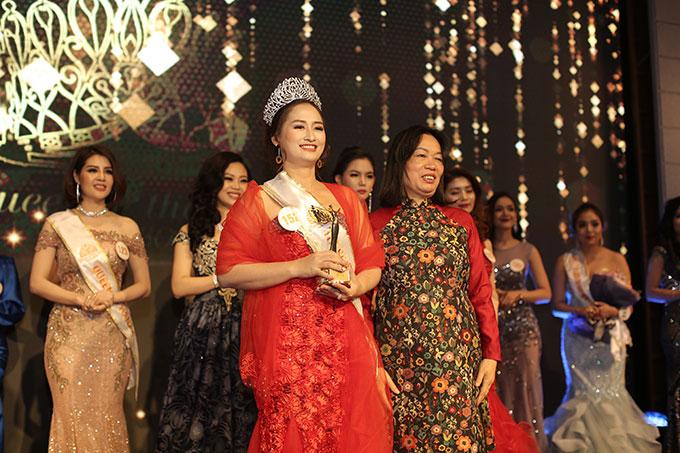 Phạm Thị Huyền Trang đăng quang Nữ hoàng ngành làm đẹp - ảnh 6
