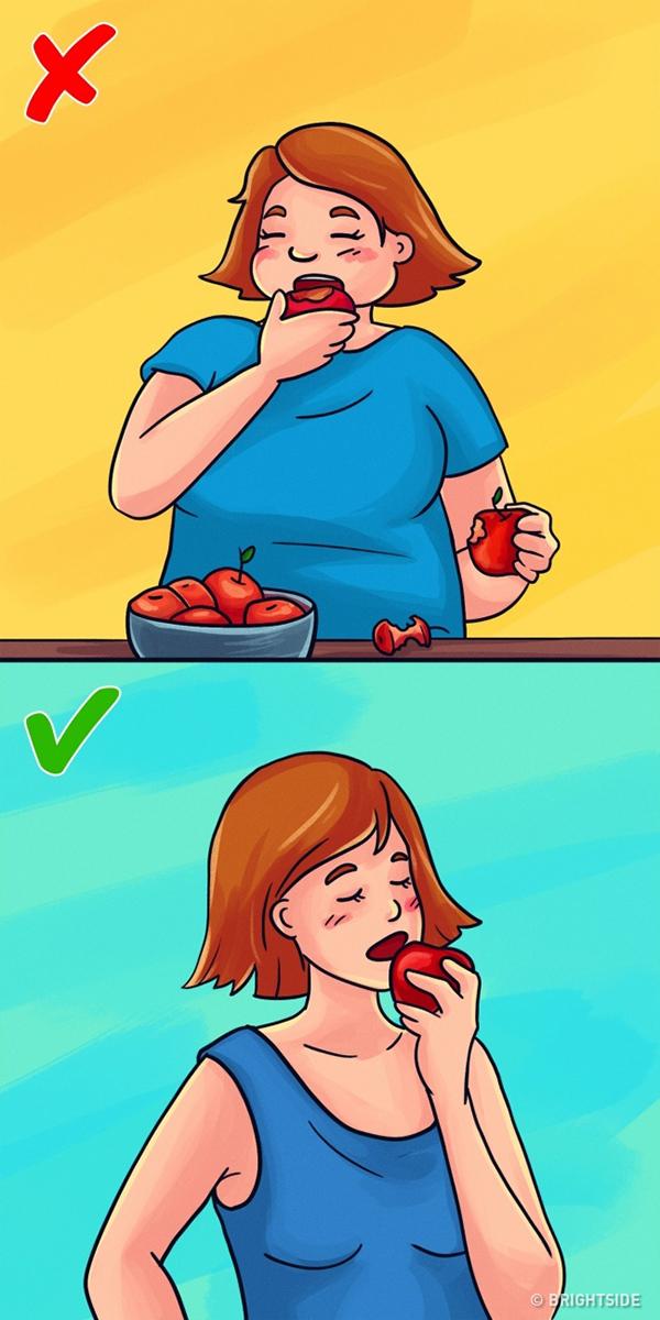 Ăn quá nhiều hoa quả