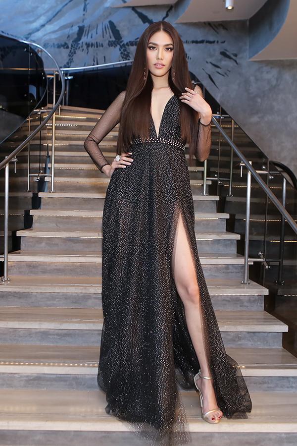Hoa khôi Áo dài 2014 - Top 11 Hoa hậu Thế giới 2015 Lan Khuê là thành viên của Trung tâm. Cô sẽ cùng các chuyên gia giảng dạy, đào tạo thế hệ người đẹp mới.