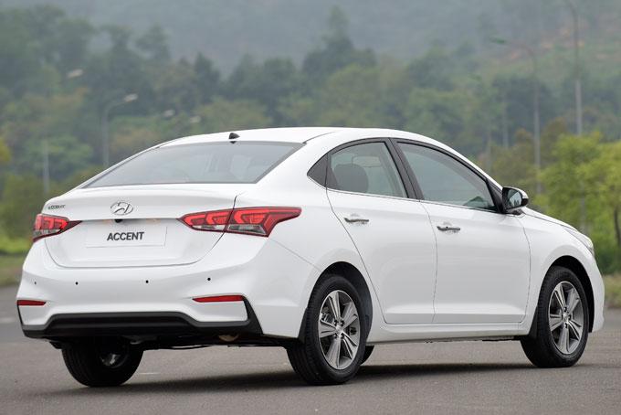 Hyundai Accent 2018 trình làng giá từ 425 triệu đồng - 2