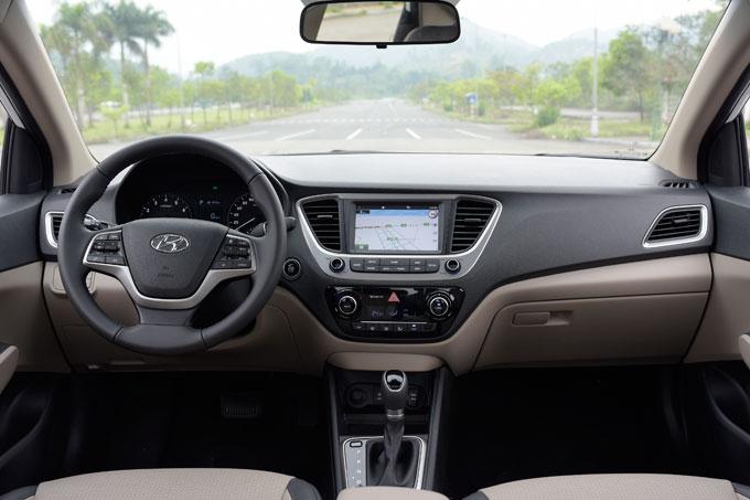 Hyundai Accent 2018 trình làng giá từ 425 triệu đồng - 1