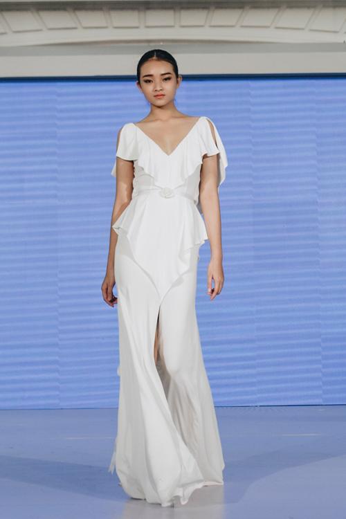 Váy cưới xuân hè 2019 của nhà thiết kế Trương Thanh Hải
