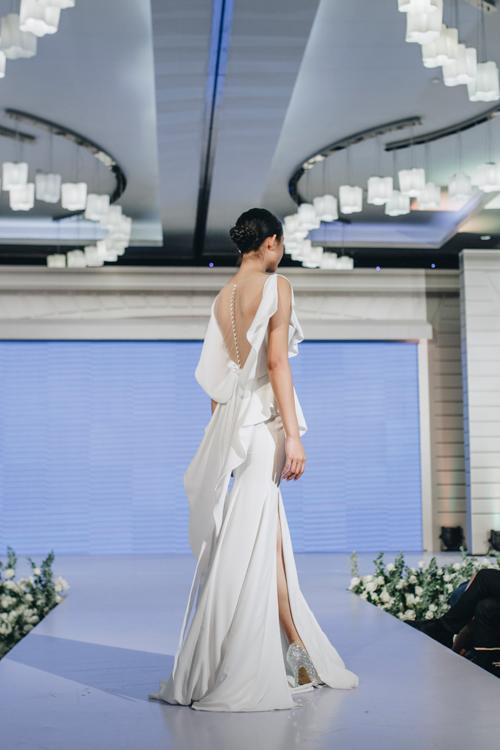 Váy cưới xuân hè 2019 của nhà thiết kế Trương Thanh Hải - 1