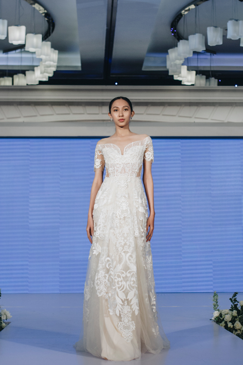 Váy cưới xuân hè 2019 của nhà thiết kế Trương Thanh Hải - 3