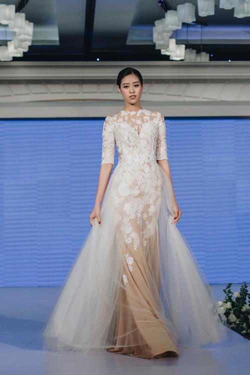 Váy cưới xuân hè 2019 của nhà thiết kế Trương Thanh Hải - 4