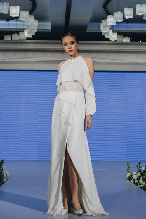 Váy cưới xuân hè 2019 của nhà thiết kế Trương Thanh Hải - 6