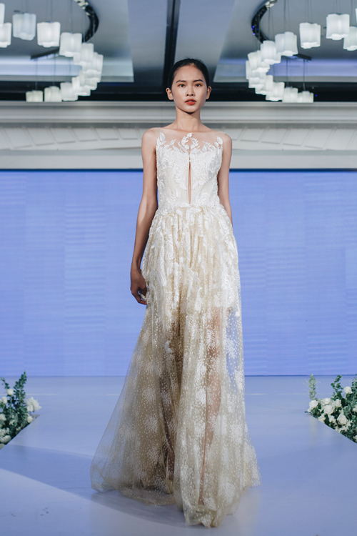 Váy cưới xuân hè 2019 của nhà thiết kế Trương Thanh Hải - 8