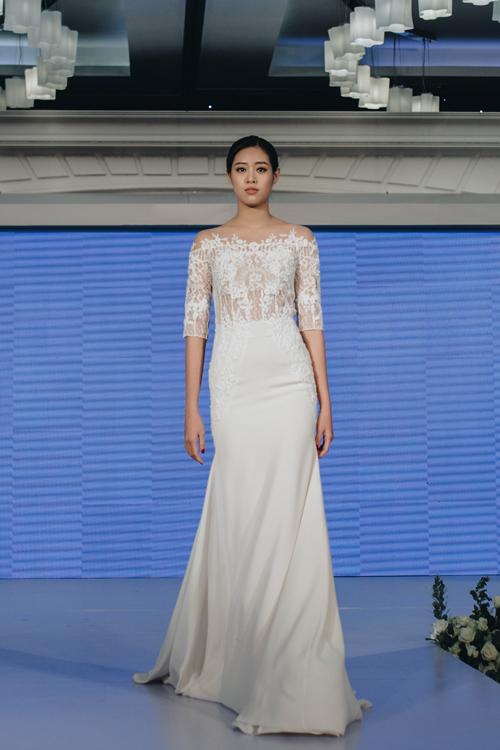 Váy cưới xuân hè 2019 của nhà thiết kế Trương Thanh Hải - 9