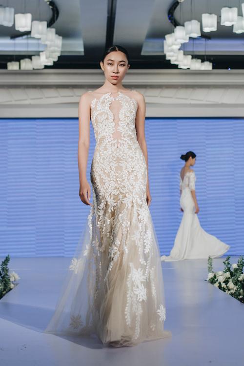 Váy cưới xuân hè 2019 của nhà thiết kế Trương Thanh Hải - 10