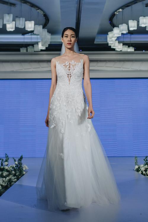 Váy cưới xuân hè 2019 của nhà thiết kế Trương Thanh Hải - 13