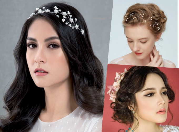 Lựa chọn phong cách trang điểm, váy cưới và phụ kiện khiến bạn tự tin cũng là một yếu tố cần chuẩn bị chu đáo cho buổi chụp hình.