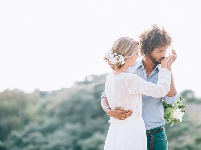 14 cách tạo dáng giúp cô dâu chú rể có những bức ảnh xuất thần - 4