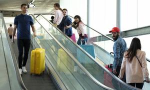 Trúng chuyến du lịch Mỹ khi mua vali American Tourister