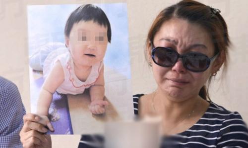 Bé 9 tháng tuổi chết đuối vì chơi một mình trong chậu tắm