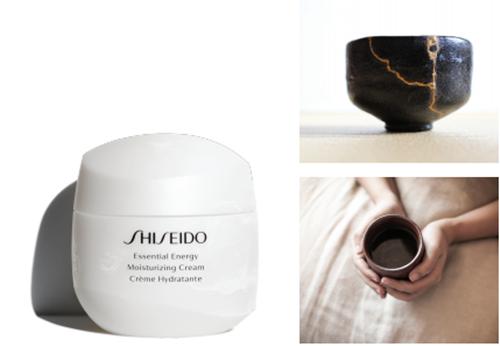 Nghệ thuật gốm sứ Nhật Bản là cảm hứng thiết kế bao bì của Essential Energy.