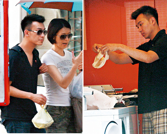 Văn Tịch và bạn trai kém gần 2 con giáp, Li Shen từng có hai năm chung sống hạnh phúc. Sau đó, chàng trai thay đổi, khiến Văn Tịch đau khổ.