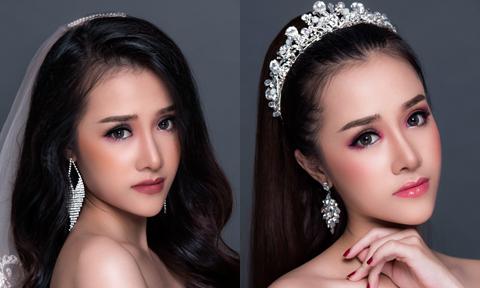 Trang điểm cô dâu phong cách Thái Lan với 2 tone hồng đang hot