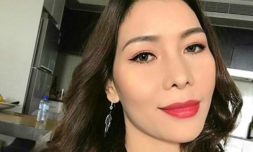 Cựu VĐV Vũ Thị Hương chúc mừng sinh nhật báo Ngoisao.net