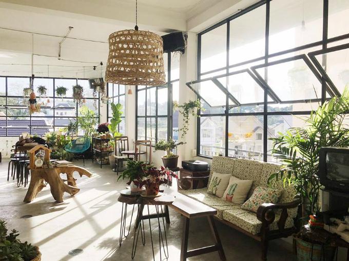 Những quán cà phê mới ở Đà Lạt dành cho khách đi 30/4 - 10