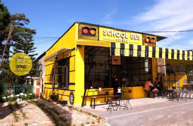 Những quán cà phê mới ở Đà Lạt dành cho khách đi 30/4 - 4