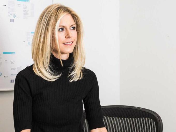Marla Beck xây dựng thành công chuỗi cửa hàng mỹ phẩm từ trải nghiệm mua sắm không vui vẻ của bản thân. Ảnh: Kate Warren.