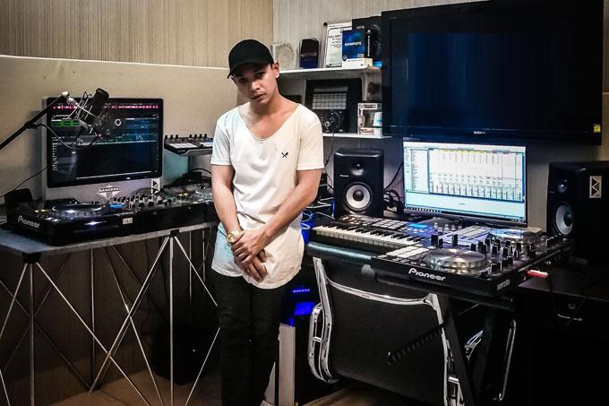 Benz - cái tên quen thuộc trong giới DJ của Thái Lan.