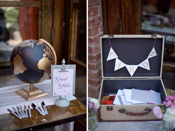Muôn vàn ý tưởng độc đáo cho bàn tiếp tân đám cưới - 3