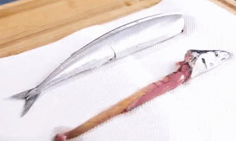 Học người Nhật cách làm cá nhanh gọn dành cho người 'gà mờ'